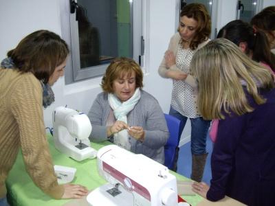 Conceptos previos de la máquina de coser