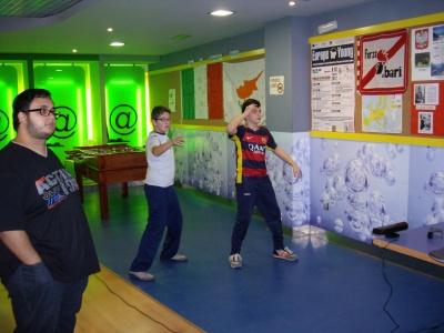 Durante el campeonato de Dance Central 2015