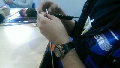 Durante el taller